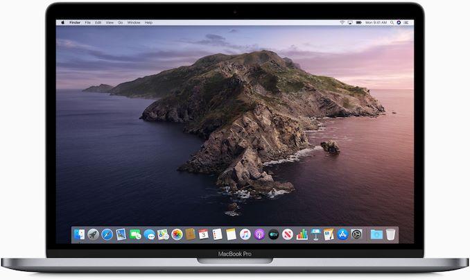 16-дюймовый MacBook Pro получит процессоры Intel Coffee Lake-H Refresh и вытеснит с конвейера 15-дюймовую модель