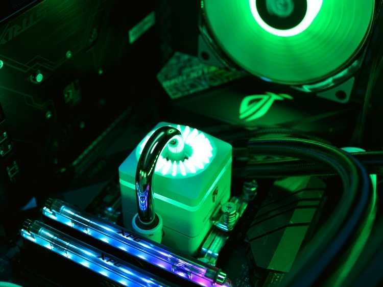 Deepcool Captain 240X и 360X: новые СЖО с технологией Anti-leak