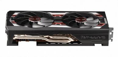 Sapphire Radeon RX 5700 XT Pulse — два огромных вентилятора и цена в 430 фунтов стерлингов