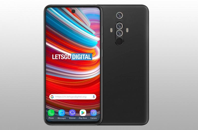 Xiaomi Pocophone F2 получит врезанную в экран камеру, как у Samsung Galaxy Note10