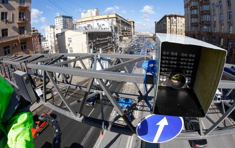 ГИБДД, ЦОДД Москвы и РСА начали проверять наличие полиса ОСАГО с помощью дорожных камер - 1