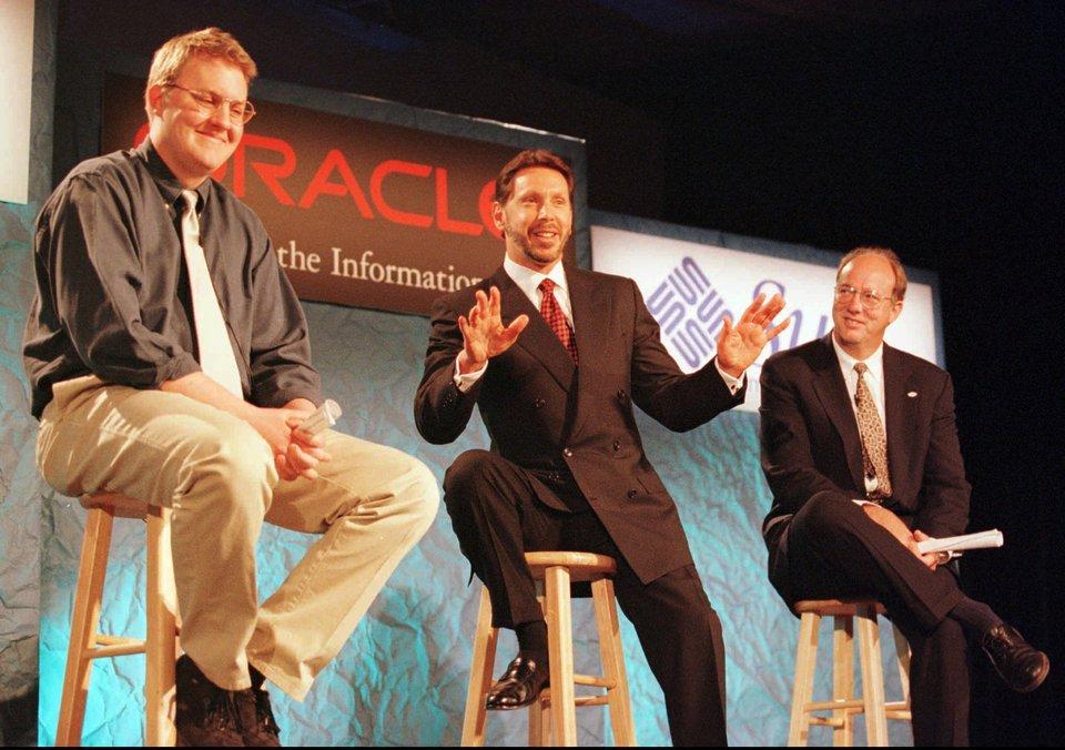 Жизнь и успех Ларри Эллисона, основателя Oracle - 14