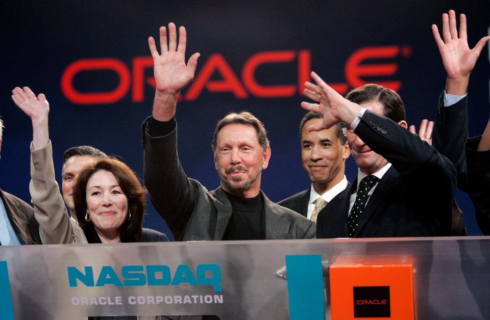 Жизнь и успех Ларри Эллисона, основателя Oracle - 15