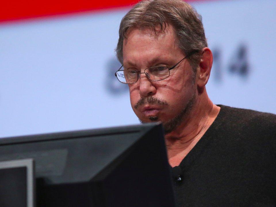 Жизнь и успех Ларри Эллисона, основателя Oracle - 16