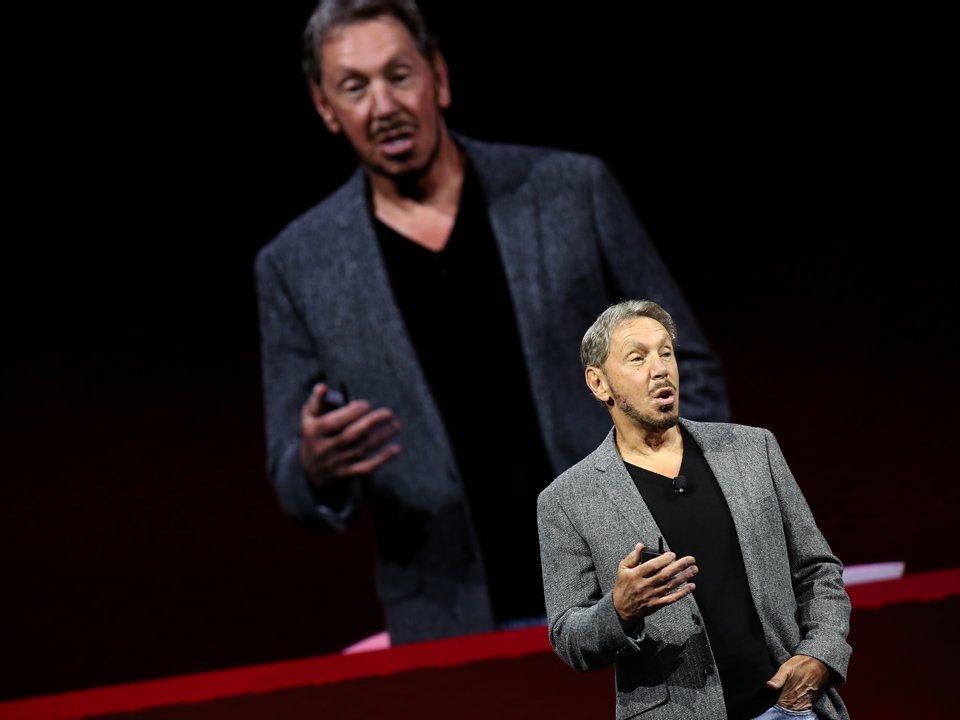 Жизнь и успех Ларри Эллисона, основателя Oracle - 2