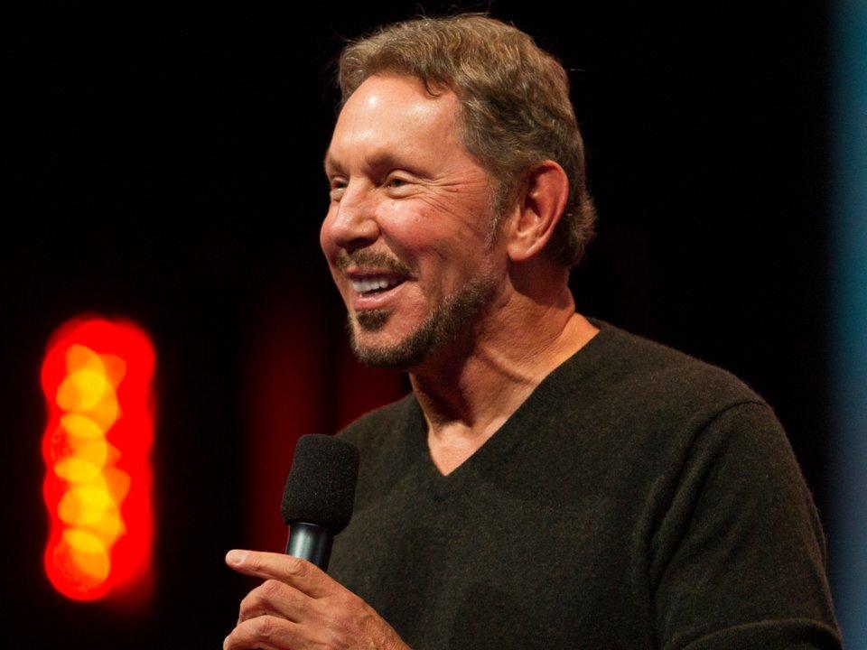 Жизнь и успех Ларри Эллисона, основателя Oracle - 3