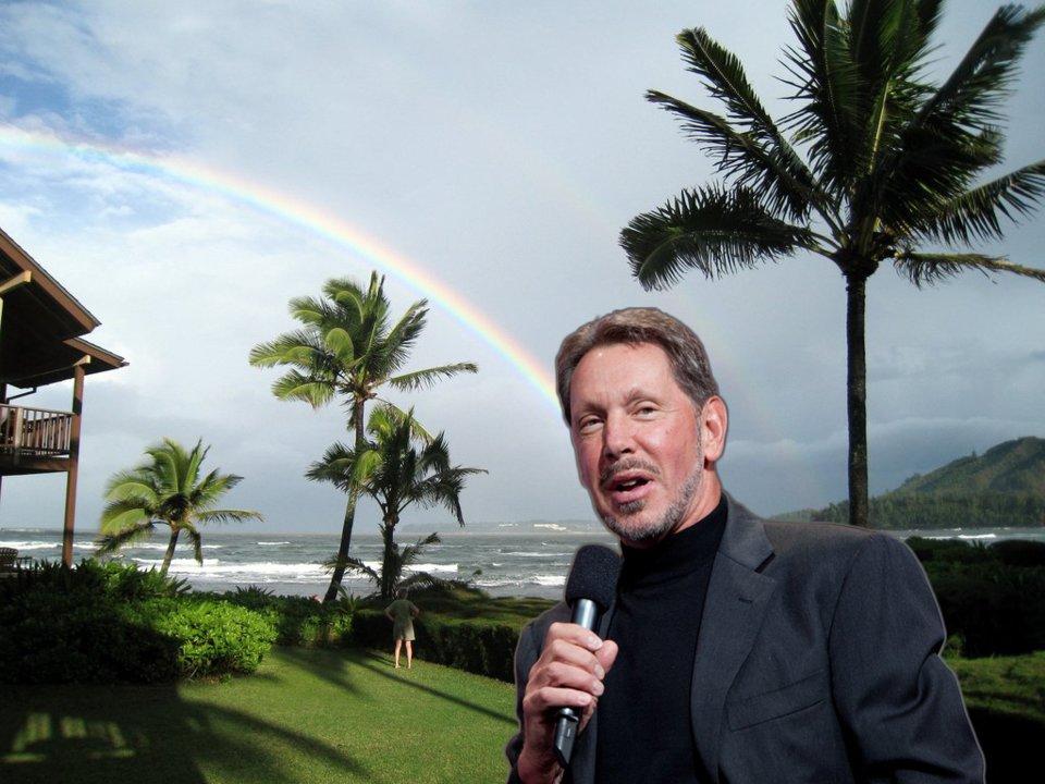 Жизнь и успех Ларри Эллисона, основателя Oracle - 32
