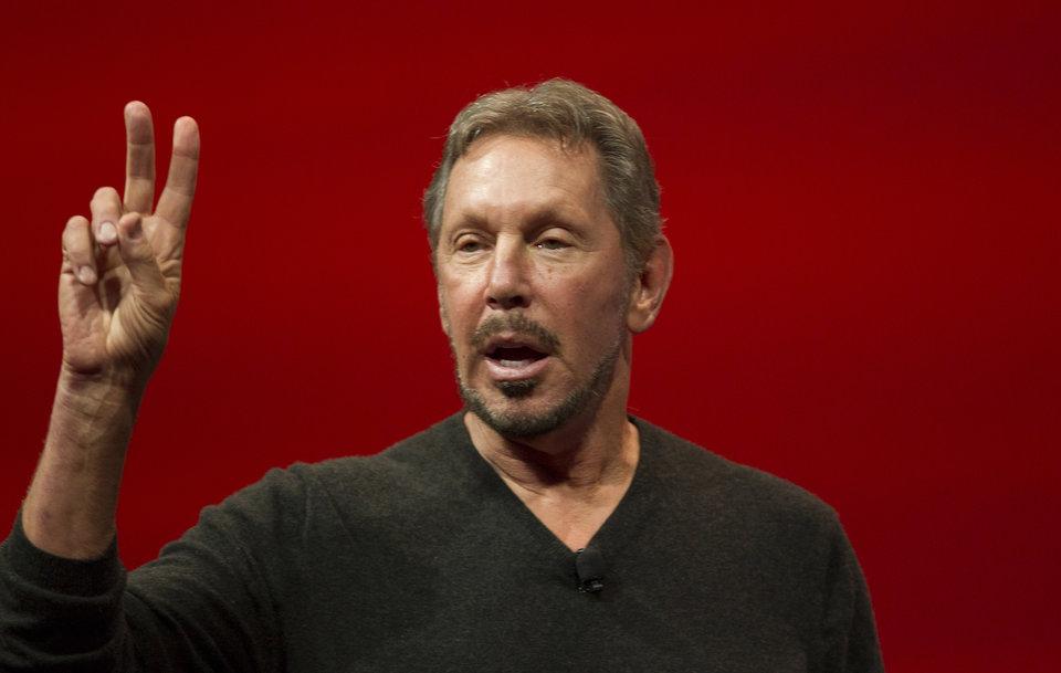 Жизнь и успех Ларри Эллисона, основателя Oracle - 43