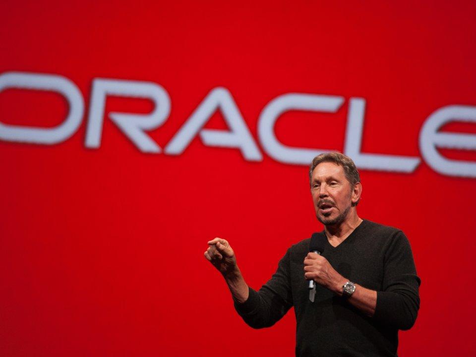 Жизнь и успех Ларри Эллисона, основателя Oracle - 50