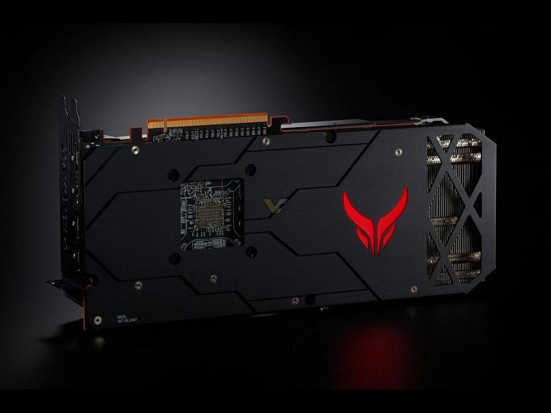 «Красный дьявол» PowerColor Radeon RX 5700 XT Red Devil представят уже 13 августа