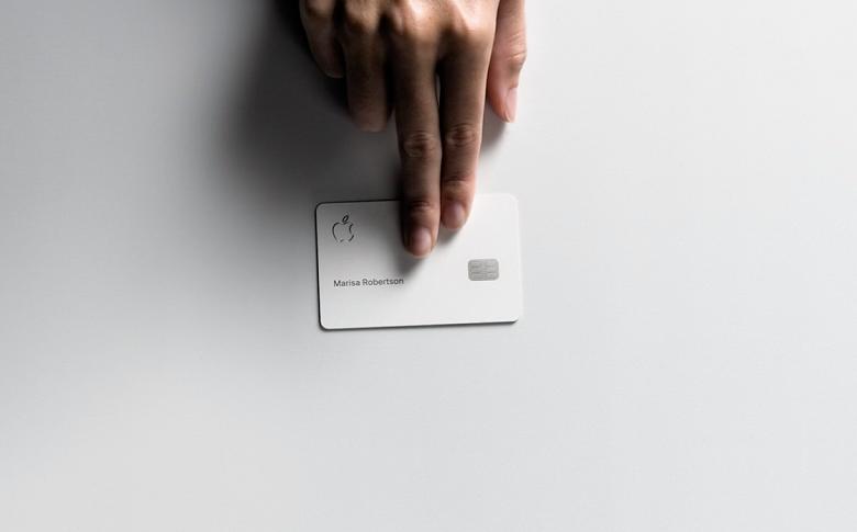 Кредитная карта Apple Card стала доступна пользователям