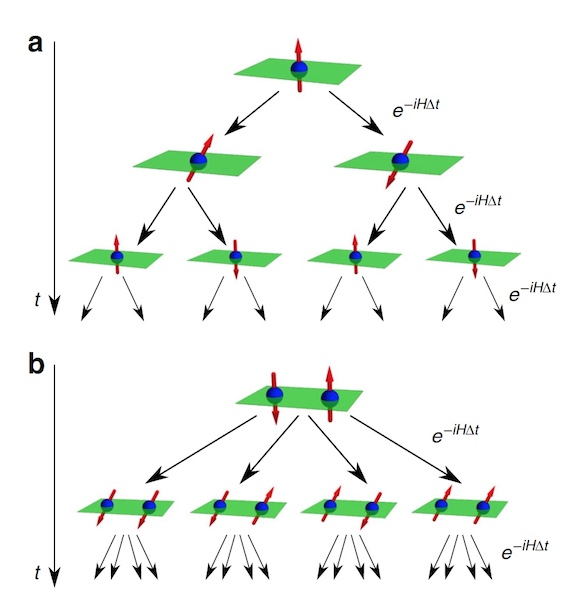 Квант, или туда и обратно: новый алгоритм изучения квантово-классического перехода - 11