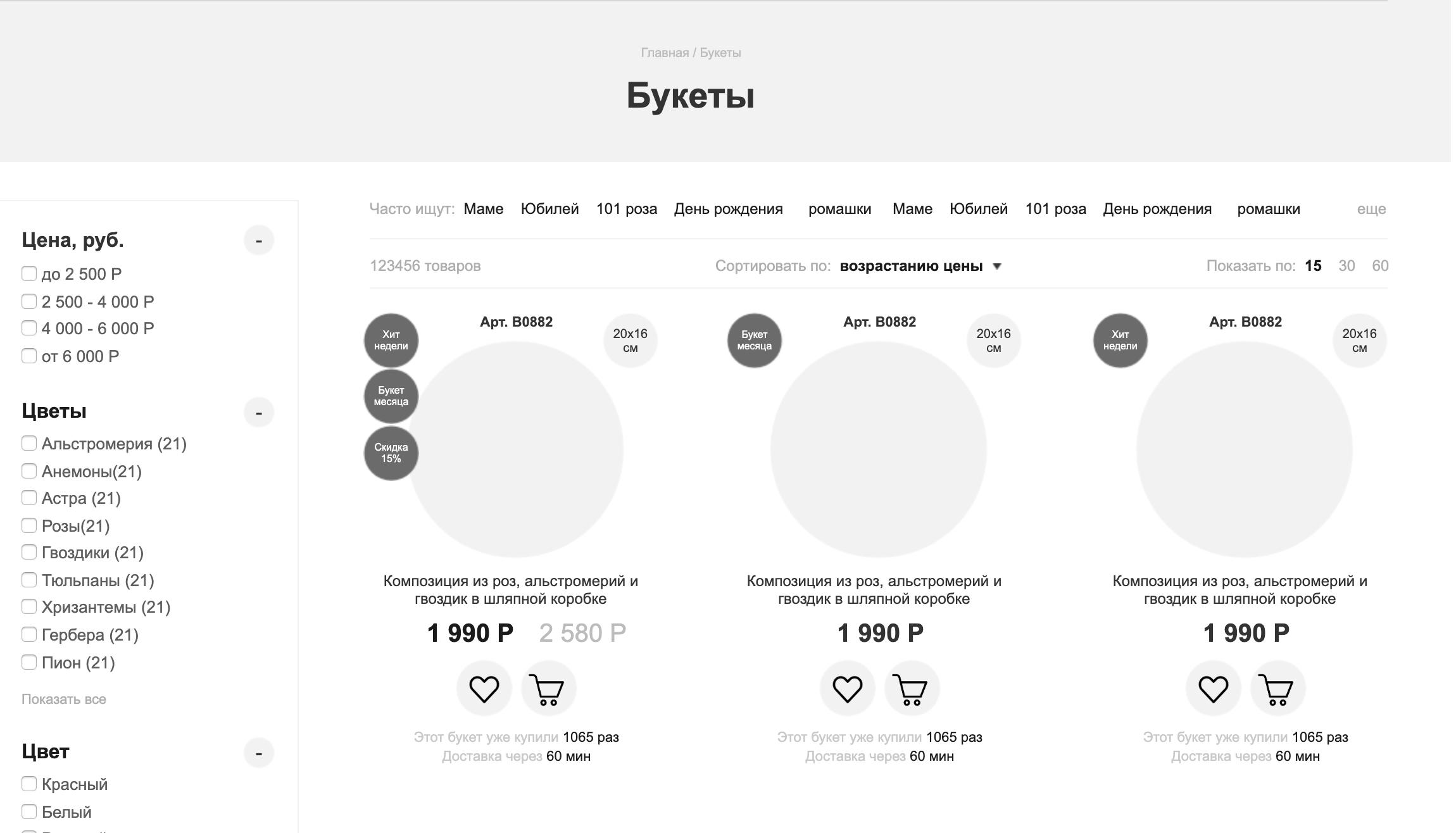 Проектирование интернет-магазина для SEO: (теория + чеклист) - 4