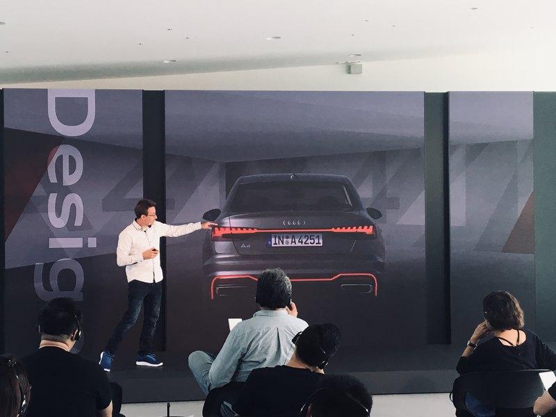 Тест на внимательность: встречаем обновления в Audi A4