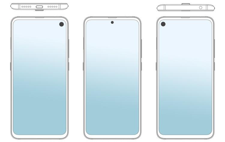 У Xiaomi может появиться смартфон с «дырявым» экраном и тройной камерой