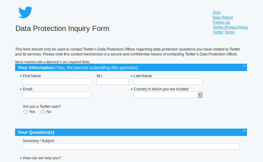 В Twitter официально признались, что использовали данные некоторых пользователей без их разрешения - 4