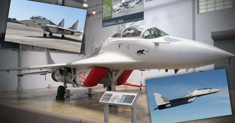В США продают частный истребитель МиГ-29