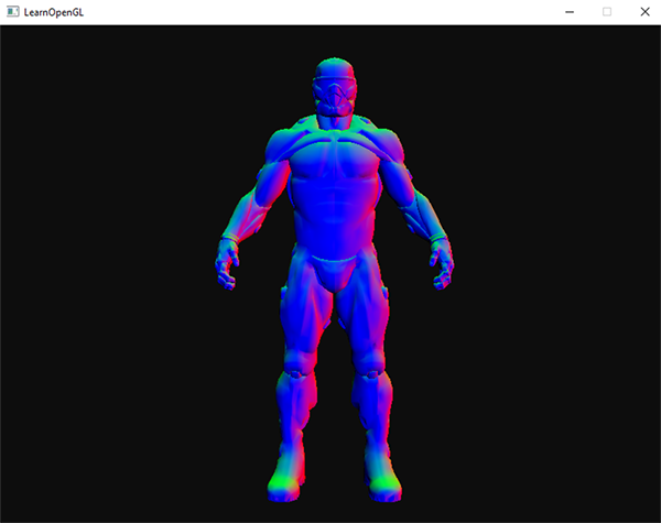 Learn OpenGL. Урок 7.1 – Отладка - 5