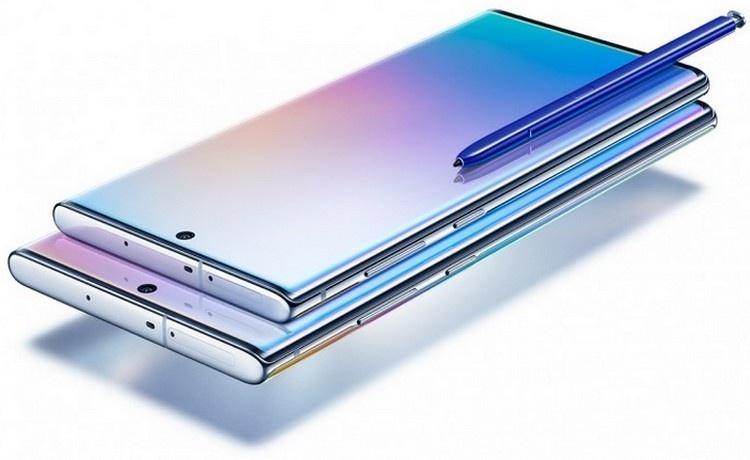 Samsung представила Galaxy Note10 и Note10+: самые флагманские флагманы