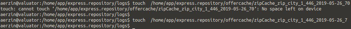 Хаки при работе с большим числом мелких файлов - 4