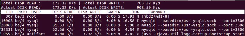 Хаки при работе с большим числом мелких файлов - 5
