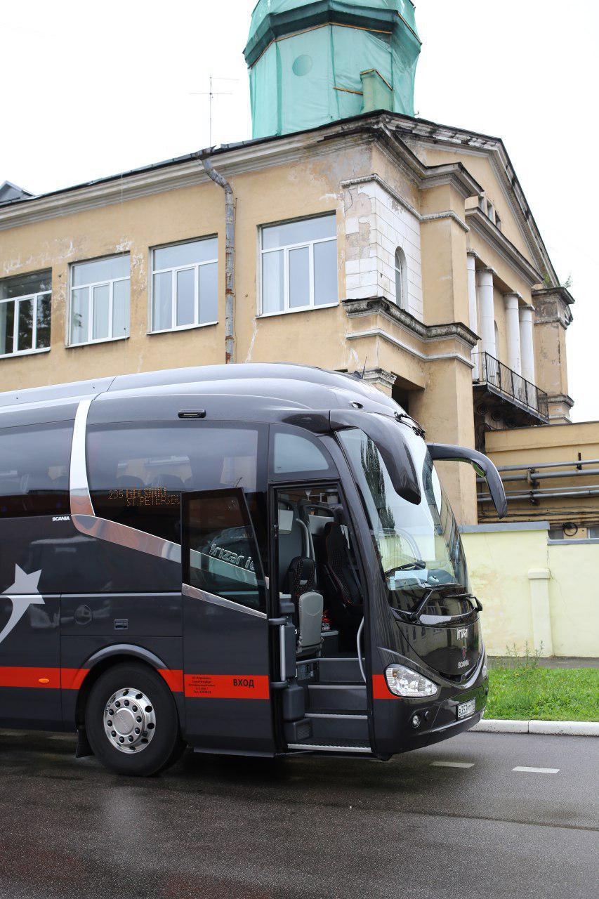 Как европейская автобусная компания работает в России: чем отличаются автобусы и пассажиры - 27