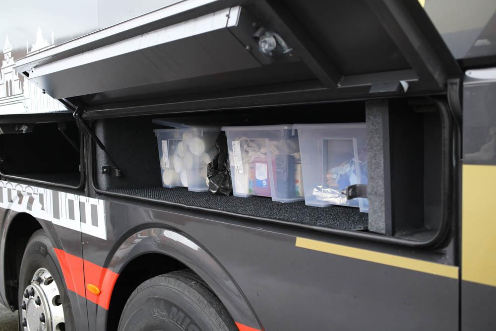 Как европейская автобусная компания работает в России: чем отличаются автобусы и пассажиры - 28