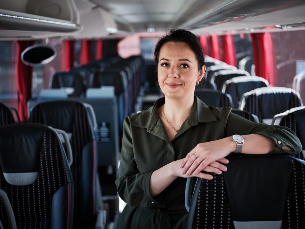 Как европейская автобусная компания работает в России: чем отличаются автобусы и пассажиры - 33