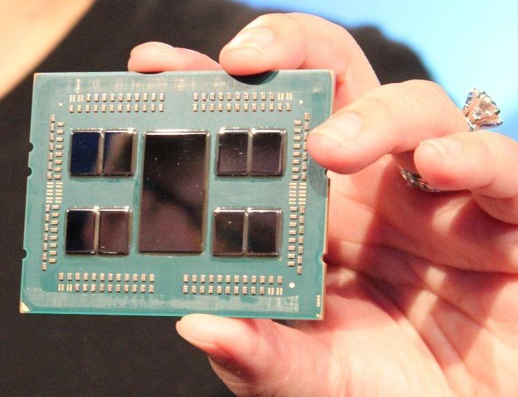 По данным Mercury Research, в прошлом квартале AMD укрепила позиции во всех сегментах процессорного рынка