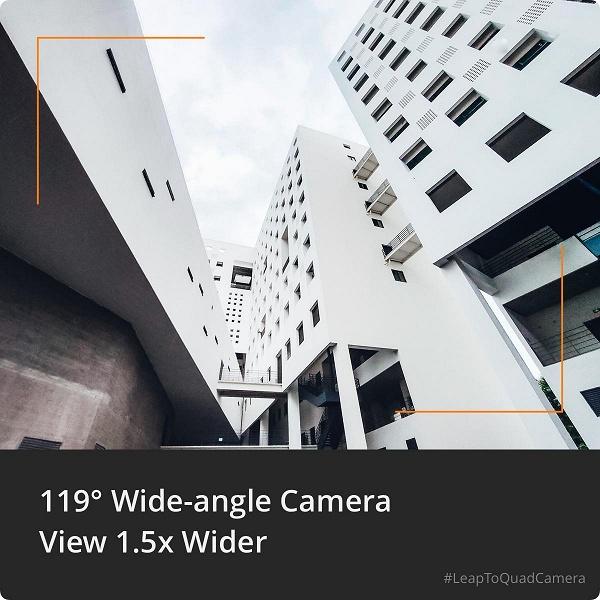 Примеры фотографий, сделанных на камеру первого 64-мегапиксельного смартфона