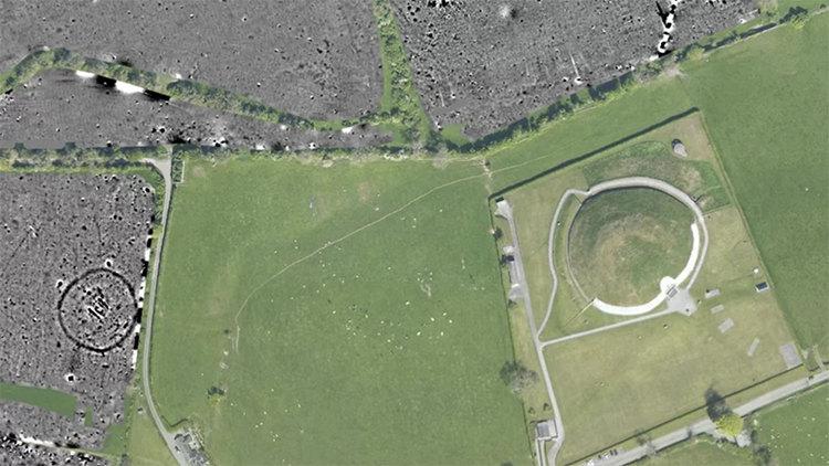 В Ирландии найдено скопление неолитических памятников