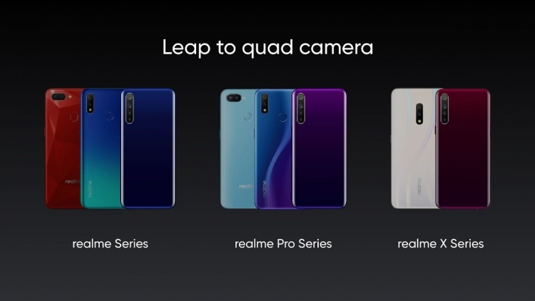 Realme рассказала о своём 64-Мп телефоне и пообещала выпустить его в октябре