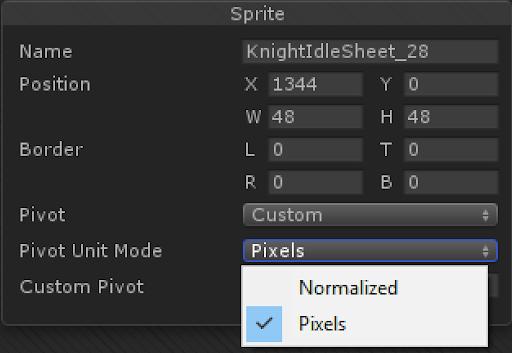 Ограничения 8-битных игр и их точное воссоздание в Unity - 16
