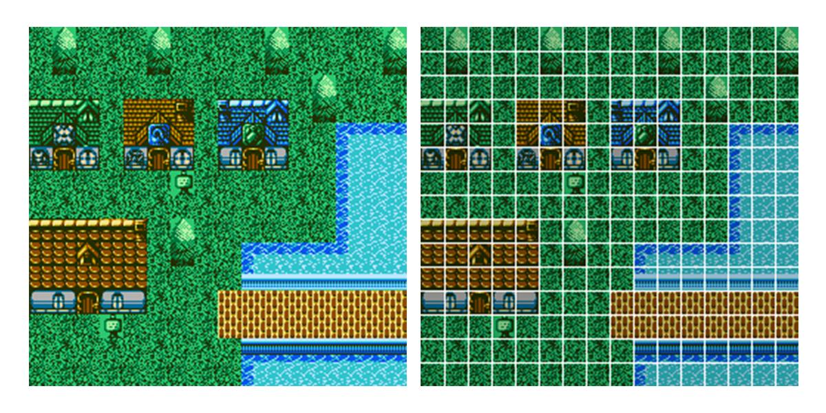 Ограничения 8-битных игр и их точное воссоздание в Unity - 5