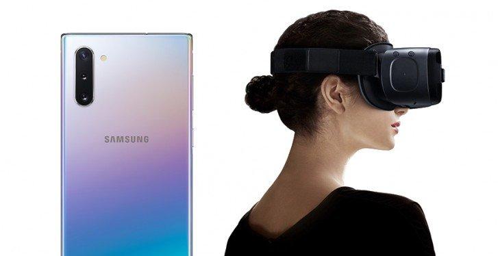Отказом от разъема 3,5 мм дело не ограничилось. Samsung Galaxy Note10 не поддерживает очки Samsung Gear VR