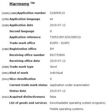 В Huawei официально анонсировали название операционной системы для своих устройств — HarmonyOS - 2
