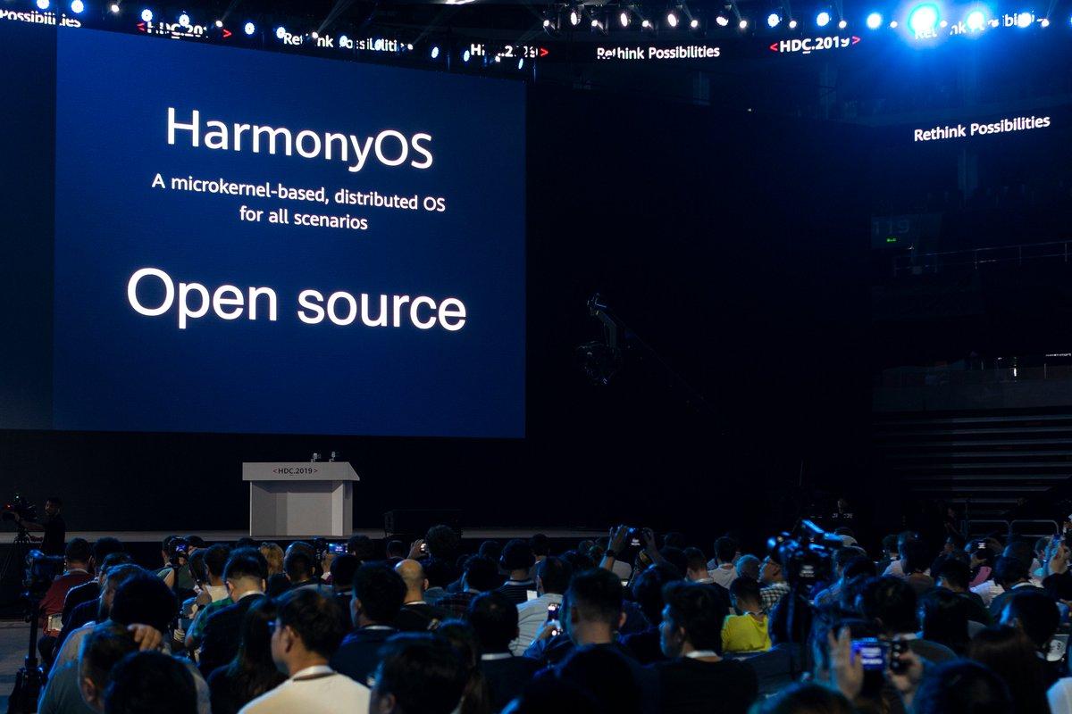 В Huawei официально анонсировали название операционной системы для своих устройств — HarmonyOS - 5