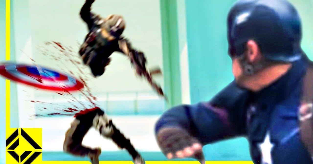 В фильмы Marvel добавили кровь и расчленение тел