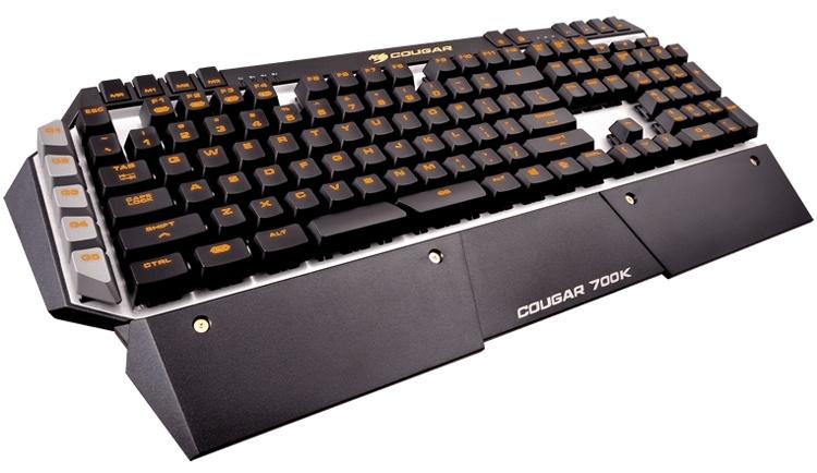Cougar 700K EVO: механическая клавиатура премиум-класса с RGB-подсветкой