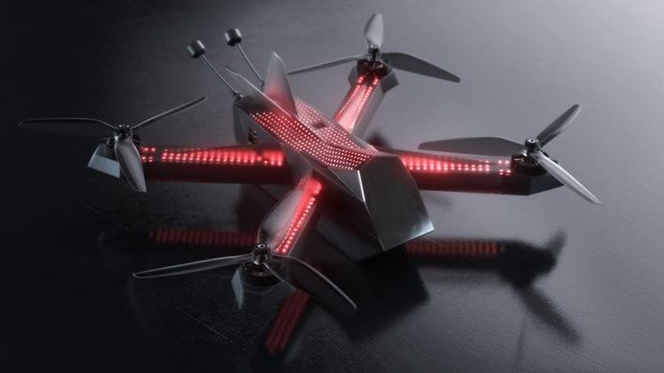 Drone Racing League делает свой беспилотник Racer4 доступным для всех