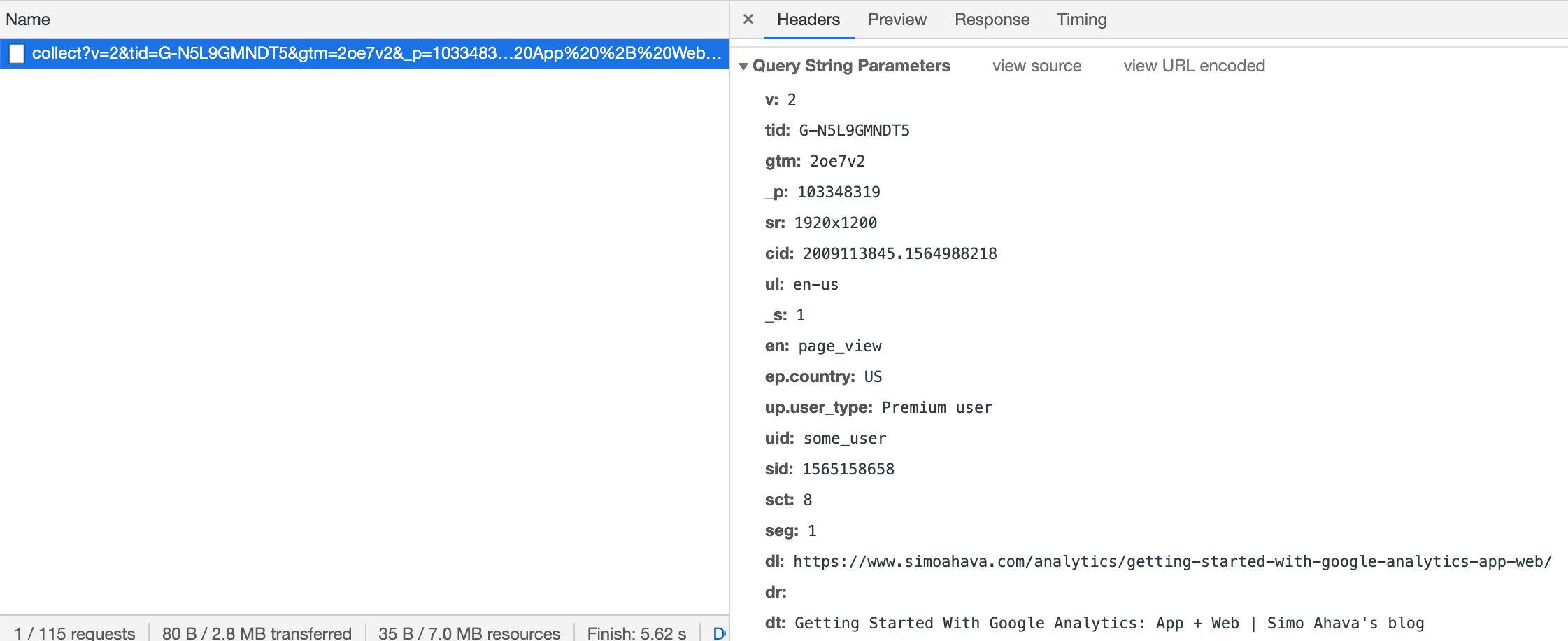 Начинаем работать с Google Analytics: App + Web - 18