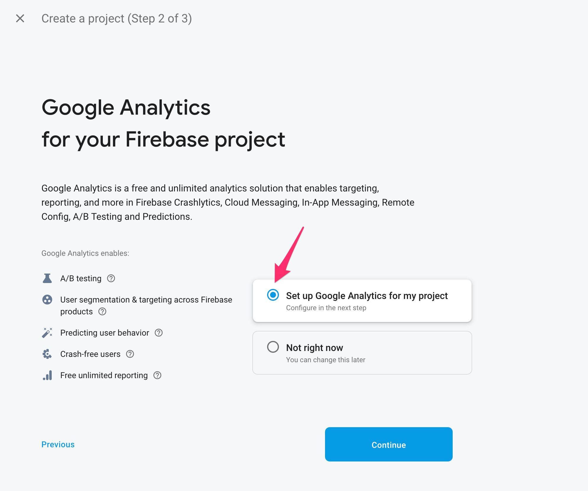 Начинаем работать с Google Analytics: App + Web - 5