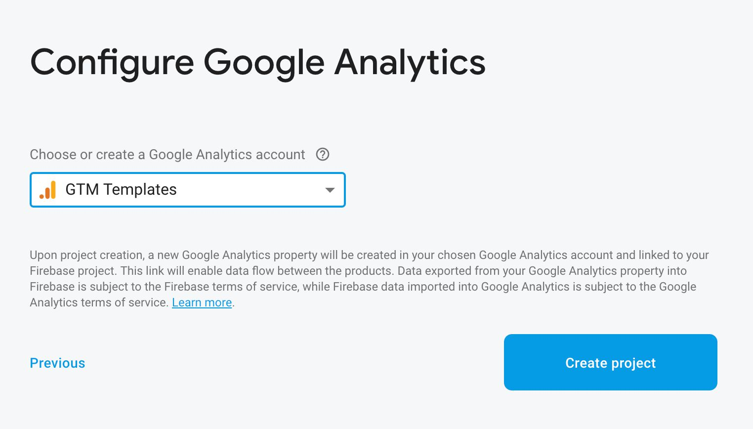 Начинаем работать с Google Analytics: App + Web - 6