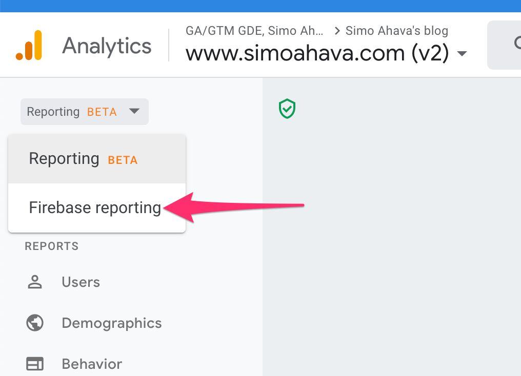 Начинаем работать с Google Analytics: App + Web - 1