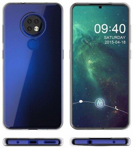 Смартфон Nokia 7.2 получил платформу Snapdragon 660 и 6 ГБ оперативной памяти