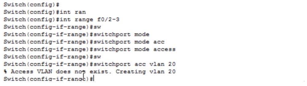 Тренинг Cisco 200-125 CCNA v3.0. День 13. Настройка VLAN - 10