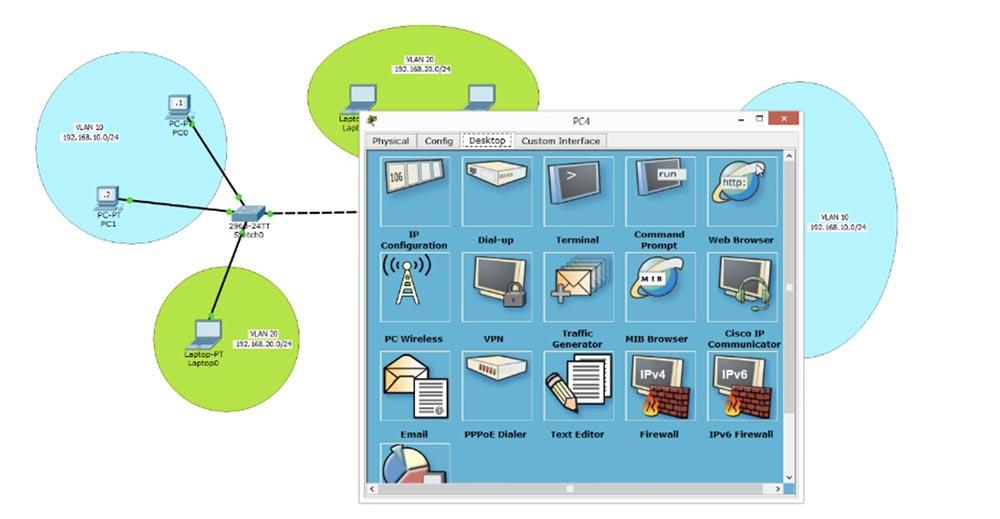 Тренинг Cisco 200-125 CCNA v3.0. День 13. Настройка VLAN - 12