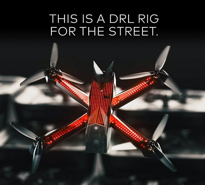 Drone Racing League предлагает скоростной дрон Racer4 за 599 долларов