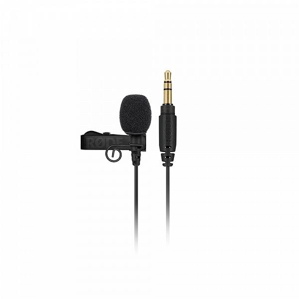 Rode выпускает микрофон Lavalier GO, предназначенный для использования с системой Wireless GO