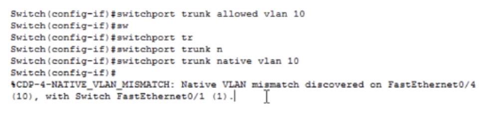 Тренинг Cisco 200-125 CCNA v3.0. День 14. VTP, Pruning и Native VLAN - 13